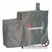 Landmann Smoker Wagon hoes 120 x 60 cm H: 95 / 114 cm