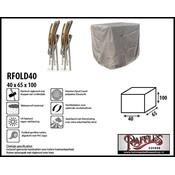 Raffles Covers Hoes voor opgeklapte stoelen 40 x 65 H: 100 cm