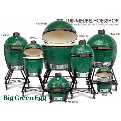 Big Green Egg Hoes voor Big Green Egg Mini incl. carrier