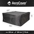 AeroCover Hoes voor vierkante loungeset, 220 x 220 H: 70 cm