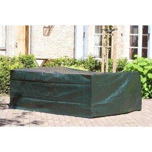 Loungeset beschermhoes, 250 x 250 cm H: 75 cm