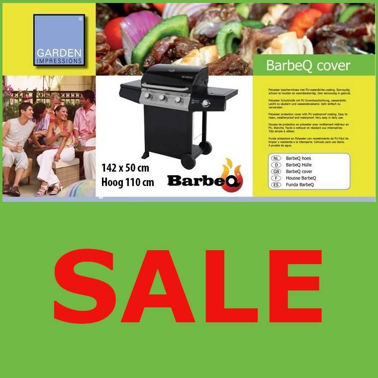 Bekend Sale aanbieding uitverkoop BBQ hoes - Tuinmeubelhoesshop CQ84