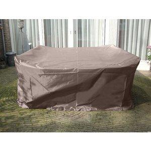 Beschermhoes tuinset / lounge set , 240 x 180  H: 80 cm