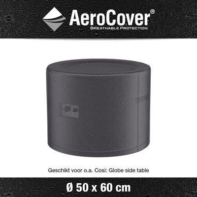 Hoes voor ronde vuurtafel of vuurschaal, diam. 50 H: 60 cm