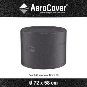 Hoes vuurtafel  CosiDrum 56, diam. 72 cm H: 58 cm