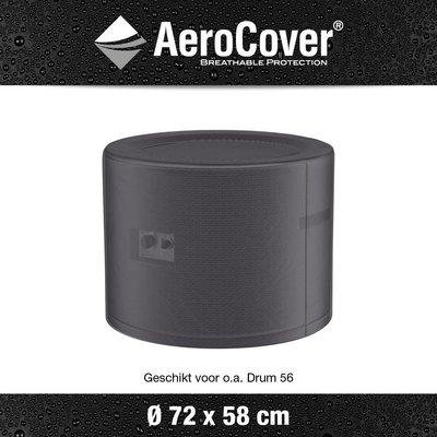 Hoes voor ronde CosiDrum 56  diameter 72 cm H: 58 cm