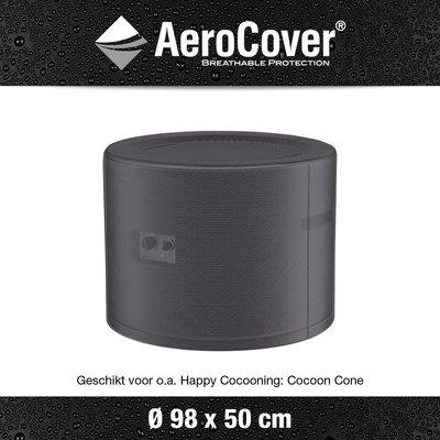 Hoes Happy Cocooning Cone of Bowl vuurtafel Diameter 98 cm H: 50 cm