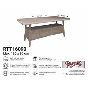 Hoes voor tafelblad, 160 x 90 cm