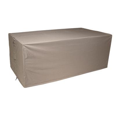 Raffles Covers Hoes voor tuintafel 160 x 95 H: 75 cm