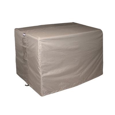 Raffles Covers Tuinhoes rechthoekige tuintafel 130 x 80 H: 75 cm