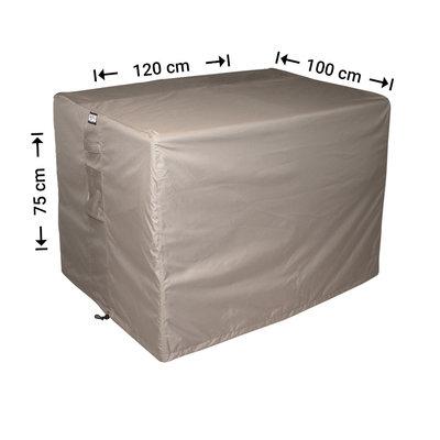Raffles Covers Loungestoelhoes 120 x 100 H: 75 cm