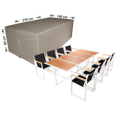 Raffles Covers Beschermhoes tuinset 270 x 140 H: 85 cm
