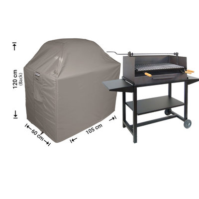 Raffles Covers Barbecue afdekhoes 105 x 60 H: 110 / 100 cm