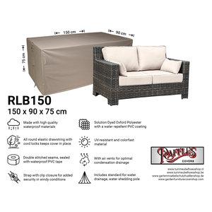 Tuinhoes voor loungebank, 150 x 90 H: 75 cm
