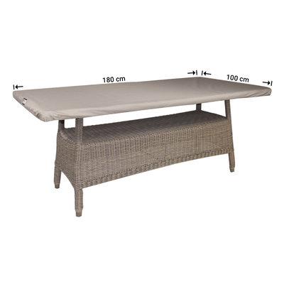 Raffles Covers Beschermhoes rechthoekig tafelblad 180 x 100 cm