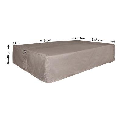 Raffles Covers Ligbedhoes 210 x 145 H: 40 cm
