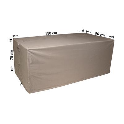 Raffles Covers Tuintafel beschermhoes 150 x 90 H: 75 cm