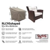 Raffles Covers Hoes voor loungestoel 95 x 95 H: 85 /65 cm