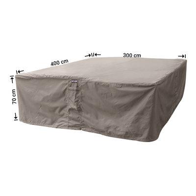 Raffles Covers Beschermhoes loungeset 400 x 300 H: 70 cm