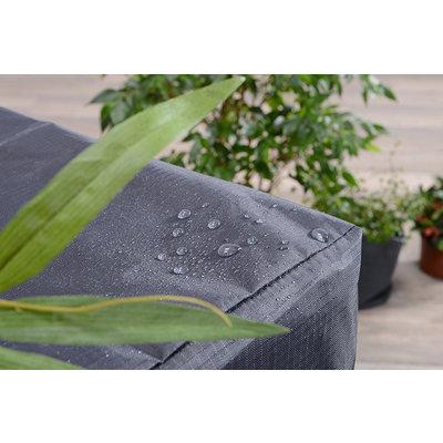 Garden Impressions Tuintafel beschermhoes 140 x 70 H: 70 cm