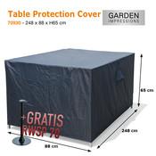 Garden Impressions Tafel beschermhoes 248 x 88 cm H: 65 cm