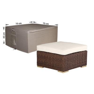 Raffles Covers Beschermhoes voor loungetafel 75 x 75 H: 45 cm