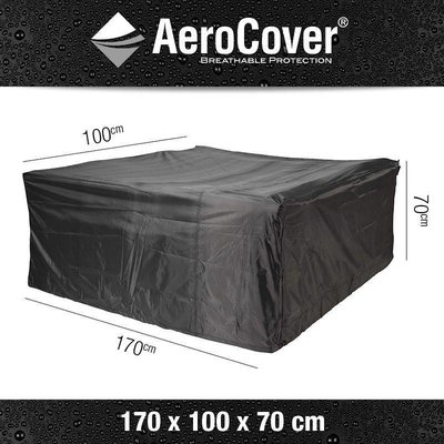 AeroCover Schutzhülle für rattan lounge Sofa 170 x 100 H: 70 cm
