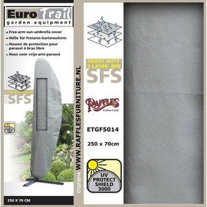 EuroTrail Schutzhaube für Ampelschirm H: 250 cm