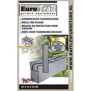 EuroTrail Tragetasche für 4 Hochlehner Auflagen 125 x 50 H: 32 cm