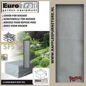 EuroTrail Wetterschutz für Geflecht Lounge Tisch 90 x 90 H: 40 cm