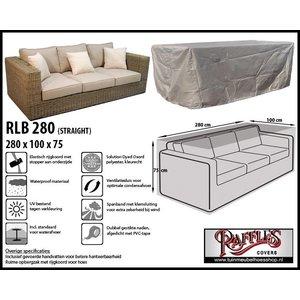 Raffles Covers Lounge Gartenbank Abdeckung 280 x 100 cm