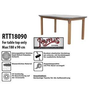 Raffles Covers Abdeckhaube für Tischplatten 180 x 90 cm