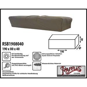 Raffles Covers Loungemöbel Kissen Aufbewahrungstasche 190 x 80 H: 40 cm