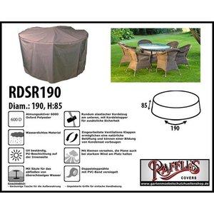 Raffles Covers Abdeckung für runder Tisch Ø 190 H: 85 cm