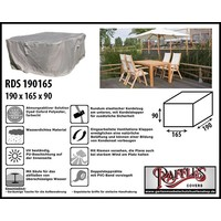 Raffles Covers Sitzgruppe Abdeckhaube 190 x 165 H: 90 cm