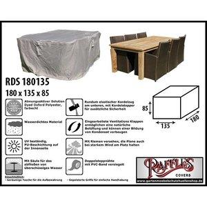 Raffles Covers Wetterschutz für Gartenmöbel Sitzgruppe 180 x 135 H: 85 cm