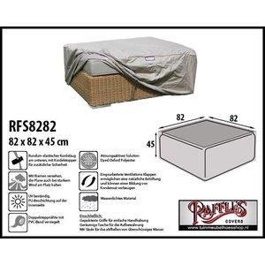 Raffles Covers Abdeckplane für Loungegarnitur-Tisch 82 x 82 H: 45 cm