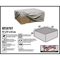 Raffles Covers Abdeckhaube für Beistelltisch 97 x 97 cm