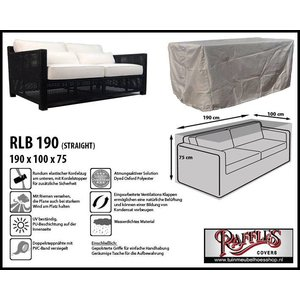 Raffles Covers Loungesofa Abdeckung 190 x 100 H: 75 cm