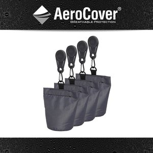 AeroCover Sandsäcke für Gartenmöbel Schutzhülle