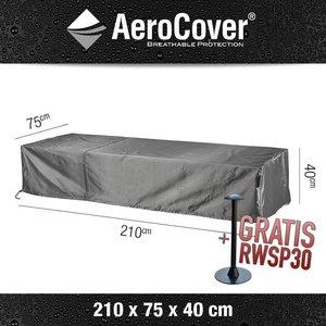 AeroCover Abdeckhaube für Sonnenliege 210 x 75 H: 40 cm