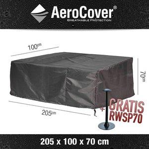 AeroCover Schutzhülle für Rattan Lounge Sofa 205 x 100 H: 70 cm