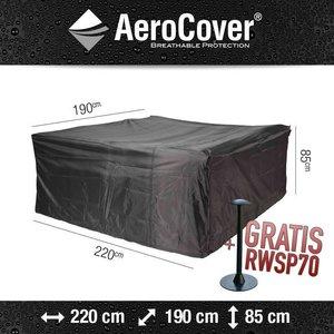 AeroCover Abdeckplane für Sitzgruppe 220 x 190 H: 85 cm