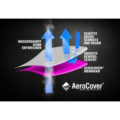 AeroCover Abdeckung für rechteckigen Gartentisch 240 x 110 H: 70 cm