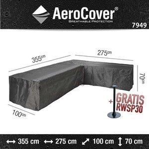 AeroCover Lounge Sofa Abdeckhaube 355 x 275 x 100 H: 70 cm