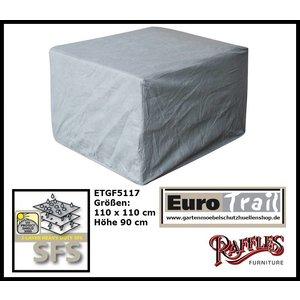 EuroTrail Schutzhülle für Lounge Stuhl 110 x 110 H: 85 cm