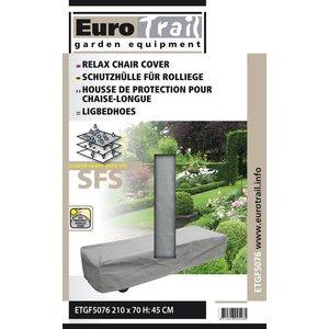 EuroTrail Wetterschutzhülle für Sonnenliege 210 x 70 H: 45 cm