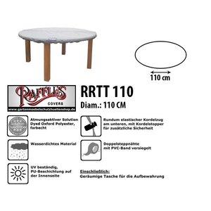 Raffles Covers Abdeckplane für eine runde Tischplatte Ø 110 cm