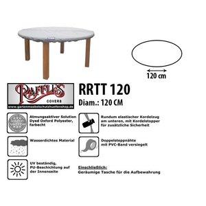 Raffles Covers Schutzhülle für Tischplatten, rund Ø 120 cm