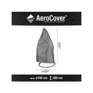 AeroCover Gartenmöbelhülle für Einsitzer-Hängesessel Ø 100 H: 200 cm